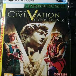 Civilization V extract
