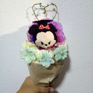 $18 Tsum Tsum Graduation Bouquet