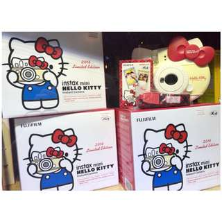 Fujifilm Instax Mini Instant Camera (Hello Kitty)