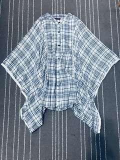 Korea Style batwing Sleeves Blouse