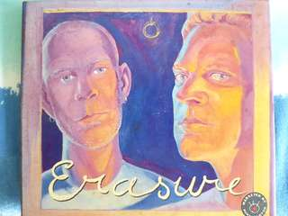 80s Pop Music and Disco Erasure stay with me cardboard version, first pressing.