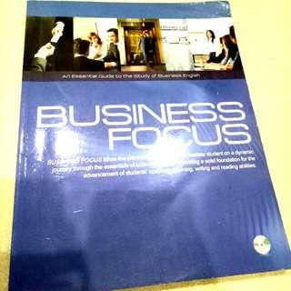 🚚 Business focus職場英文英語古文觀止#出清課本