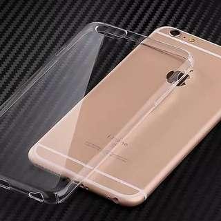 全新!iPhone 6/6s 透明軟殻