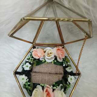 RingBox for Wedding Or Engaged