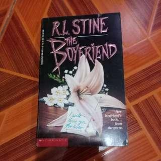 The Boyfriend by RL Stine