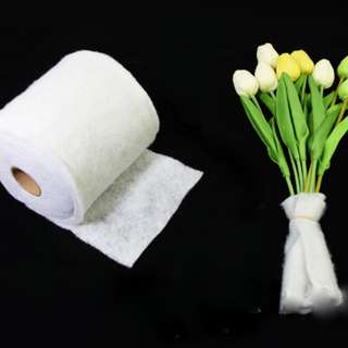 Cotton Roll For Fresh Flowers Bouquet