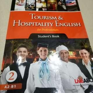 🚚 Tourism hospitality#出清課本#便宜出售
