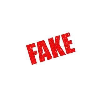 Beware Faked Signed Balls EXO BTS B1A4 SHINEE