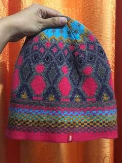 Aztec Pink Beanie