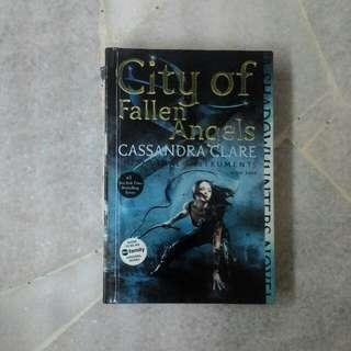 The Mortal Instruments: City of Fallen Angels (Hardback)