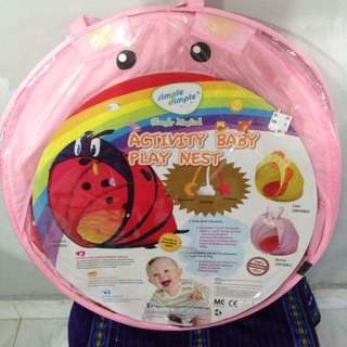(Reduced price) Baby Activity Play Nest