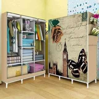 3D Storage Wardrobe