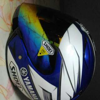 Shoei Yamaha