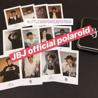 JBJ Official Polaroid