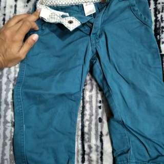 Adjustable Kid Pants