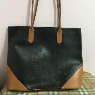 Vintage YSL tote bag not gucci prada givency celine LV fendi ferragamo