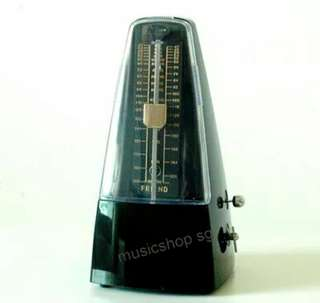 High Quality Bartoc Pyramid Mechanical Metronome with Bellmusicguitarpianoviolinerhumusic lessonclassicaljazz