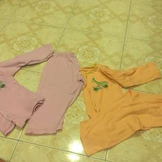 Baby sleep wear pyjamas