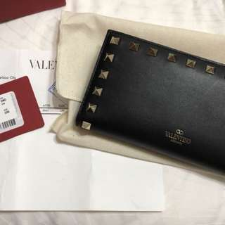 Valentino Continental Wallet