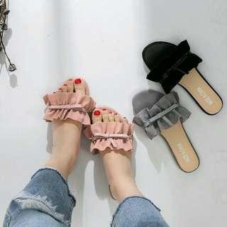 Sandal Selop Kerut