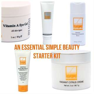 NIKS PROFESSIONAL ESSENTIAL BEAUTY BASIC STARTER KIT