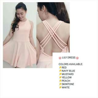 LILY and CAMIA dress