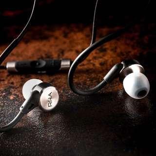 Rha ma750 Wireless 藍牙耳機