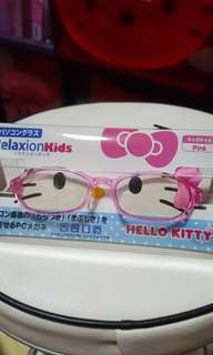 Hello Kitty Relaxation Pink Spectacles