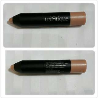 Trestique Mini Highlighter Stick in Maldives Luminiscent