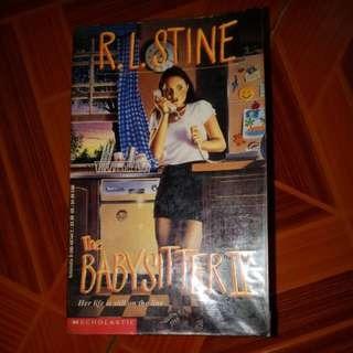 The Babysitter IV by RL Stine