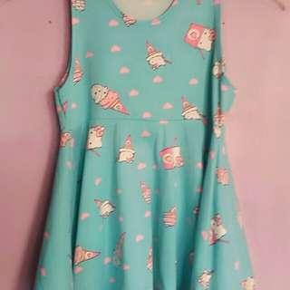 Baby dress :) hello kitty