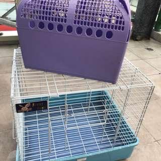 🚚 兔籠 鼠籠 小寵物籠 外出籠