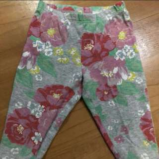 Carter's Flowery pants