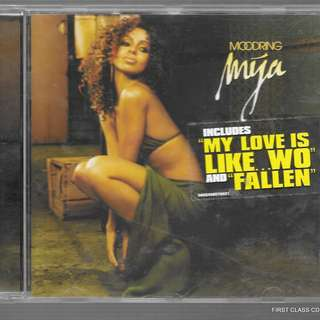 MY PRELOVED CD -  MYA MOODRING -/FREE DELIVERY (F7K))