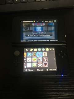 Modded 3ds xl red (looking for modded ps vita)