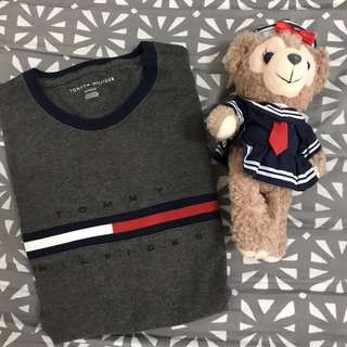 Tommy鐵灰上衣