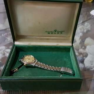 Rolex Watch ( Oyster Perpetual)