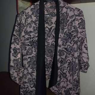 Outer batik preloved