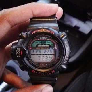 G-Shock Skyforce & Protrek Pathfinder