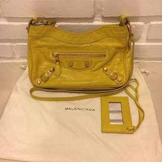 Balenciaga Hip Yellow 2013
