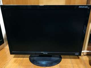 TOPCON monitor iMercury 22W+