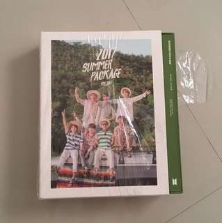 BTS 2017 SUMMER PACKAGE