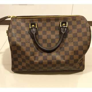 LV speedy 30 Damier Authentic RM2500