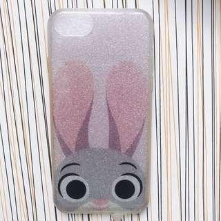 iPhone 7茱迪兔仔軟殼