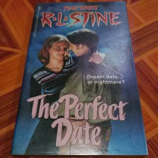 The Perfect Date by RL Stinr