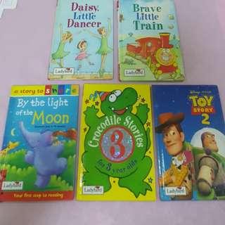 Ladybird Story Books