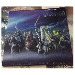 NM vassago cd metal promo clearance sweden