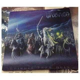 NM vassago cd metal promo clearance sweden