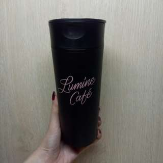 Lumine cafe thermo cup tumbler
