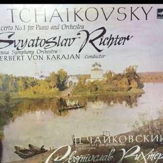 Classical music Vinyl record